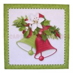 Christmas Bells Place Setting Set - coaster