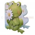 Toadily Cute Shaped Fold Card - view 2