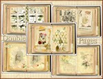 The Practical Bee Keeper Vintage Summer Botanical Journal Kit