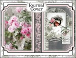 Feminine Wiles Flip Book Journal Kit with Assembly Directions