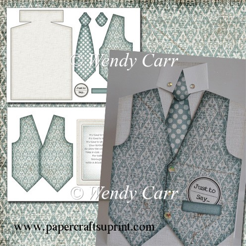 RTP Waistcoat Card 1(Retiring in August) - Click Image to Close
