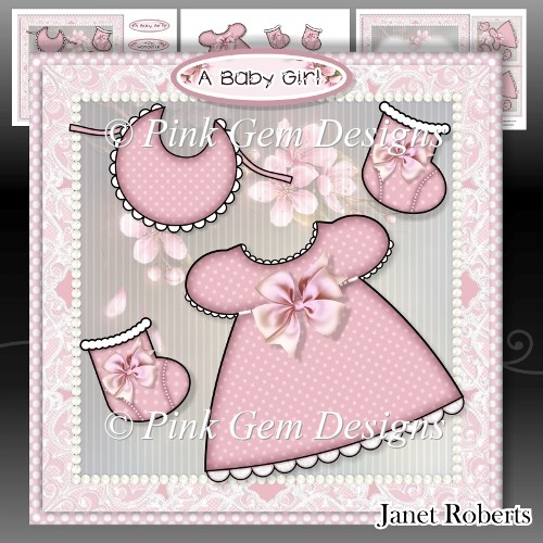 Baby Girl Mini Kit - Click Image to Close