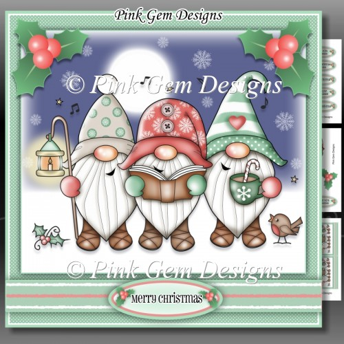 Singing Gnomes Mini Kit - Click Image to Close