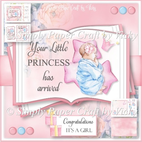 Little Princess Arrival - Click Image to Close