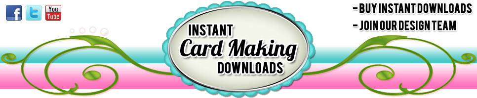 Nicky hutchinson instant card making downloads for Card making templates free download